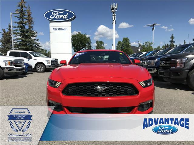 2017 Ford Mustang EcoBoost (Stk: K-052A) in Calgary - Image 2 of 21