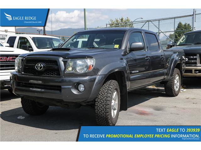 2011 Toyota Tacoma V6 (Stk: 119619) in Coquitlam - Image 1 of 7