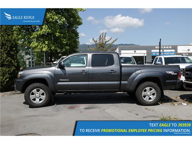 2011 Toyota Tacoma V6 (Stk: 119619) in Coquitlam - Image 2 of 7