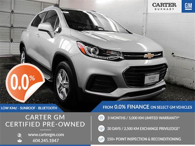 2017 Chevrolet Trax LT (Stk: P9-59250) in Burnaby - Image 1 of 23