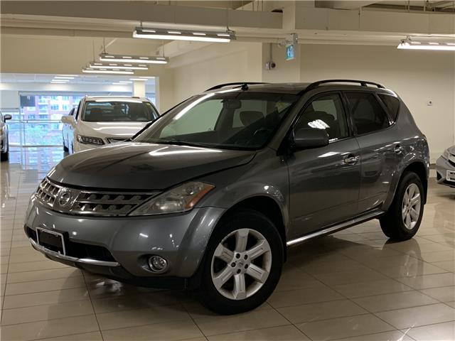 2007 Nissan Murano SL (Stk: D12718A) in Toronto - Image 1 of 24