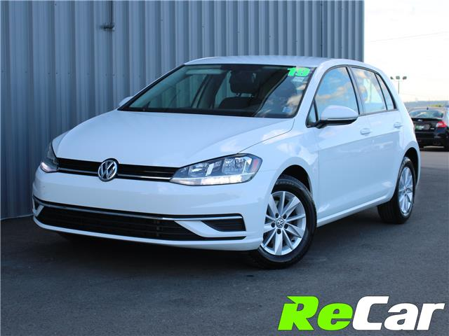 2019 Volkswagen Golf 1.4 TSI Comfortline (Stk: 190958A) in Fredericton - Image 1 of 11