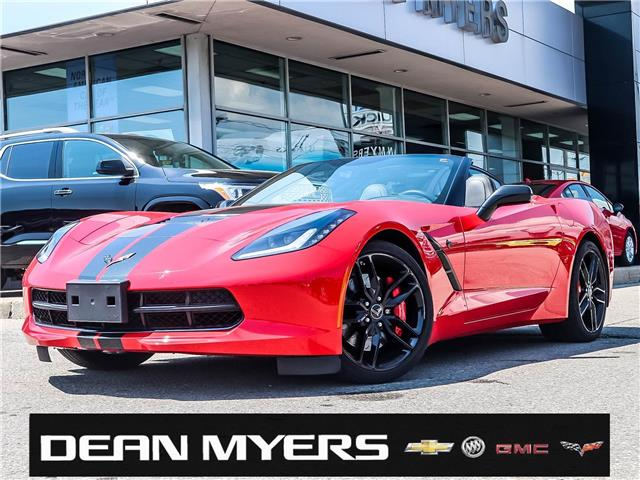 2015 Chevrolet Corvette Stingray Z51 (Stk: 170044A) in North York - Image 1 of 22