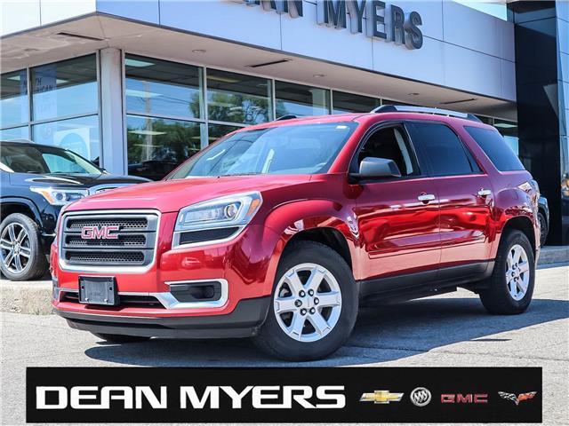 2014 GMC Acadia SLE1 (Stk: 190138A) in North York - Image 1 of 23