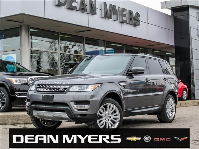 2014 Land Rover Range Rover Sport V8 Supercharged (Stk: 181228A) in North York - Image 1 of 24