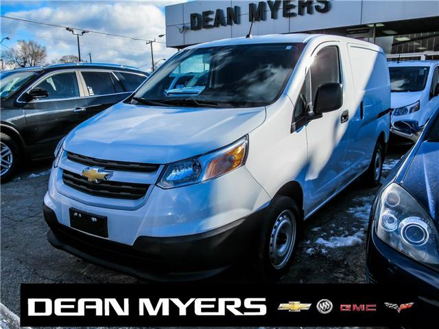 2017 Chevrolet City Express 1LS (Stk: 64114) in North York - Image 1 of 1