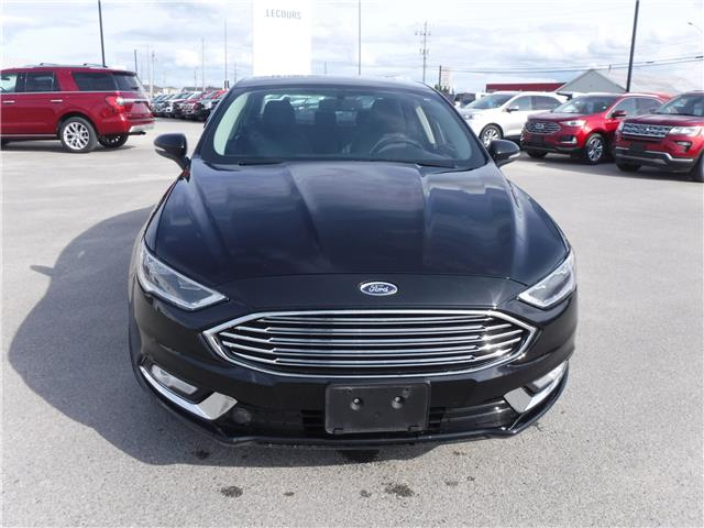 2017 Ford Fusion SE (Stk: U-3981) in Kapuskasing - Image 2 of 10