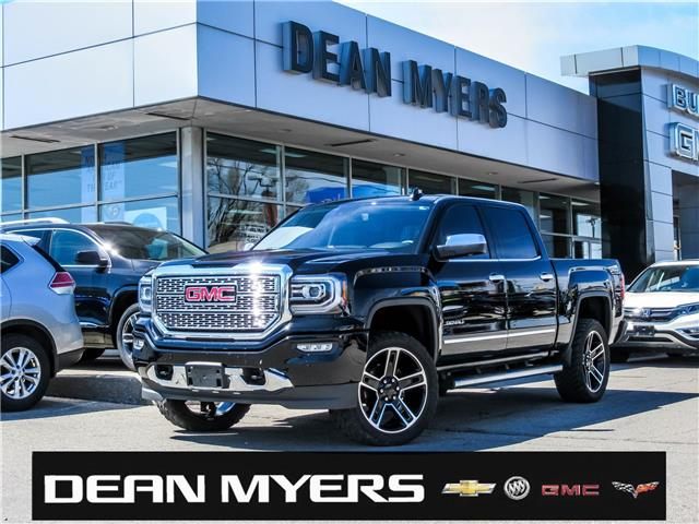 2017 GMC Sierra 1500 Denali (Stk: L2176) in North York - Image 1 of 24