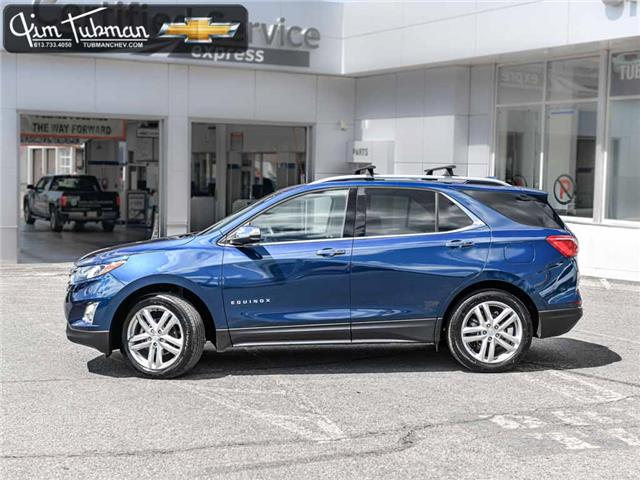 2019 Chevrolet Equinox Premier (Stk: P8037) in Ottawa - Image 2 of 24