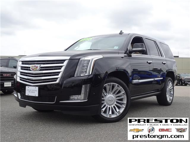 2018 Cadillac Escalade Platinum (Stk: X27201) in Langley City - Image 1 of 30
