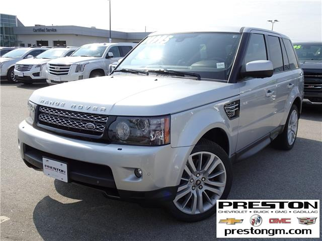 2013 Land Rover Range Rover Sport HSE (Stk: X27092) in Langley City - Image 1 of 30