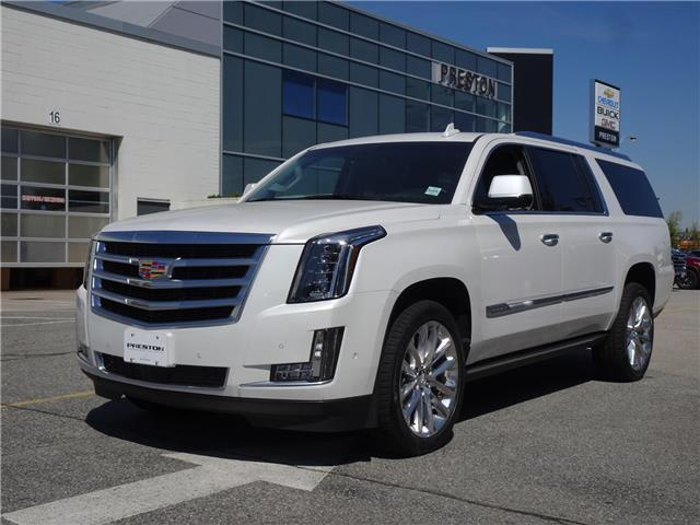 2019 Cadillac Escalade ESV Premium Luxury (Stk: 9003020) in Langley City - Image 1 of 6