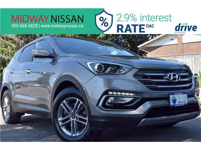 2018 Hyundai Santa Fe Sport 2.4 Base (Stk: U1831R) in Whitby - Image 1 of 34