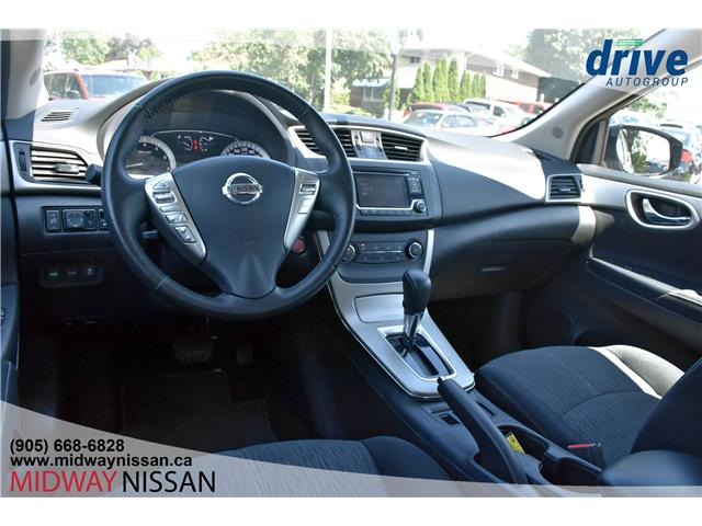 2015 Nissan Sentra 1.8 SV (Stk: U1828) in Whitby - Image 2 of 29