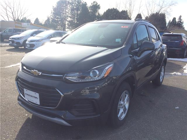 2019 Chevrolet Trax LT (Stk: 9004800) in Langley City - Image 1 of 6