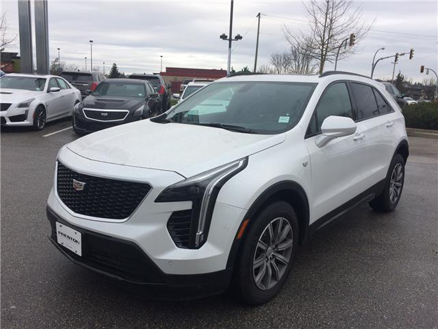 2019 Cadillac XT4 Sport (Stk: 9005850) in Langley City - Image 1 of 6