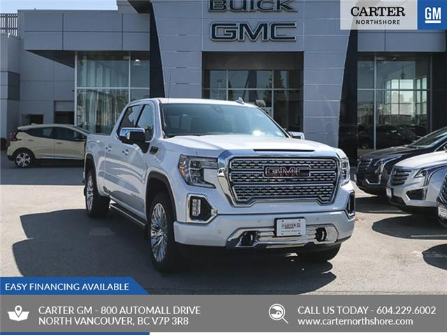 2019 GMC Sierra 1500 Denali (Stk: 9R02410) in North Vancouver - Image 1 of 13
