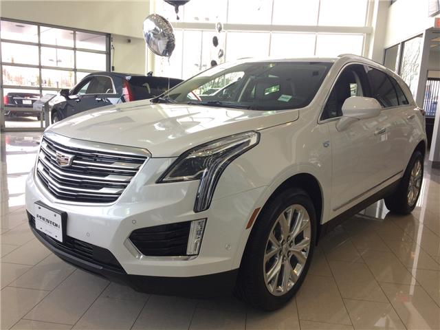2019 Cadillac XT5 Premium Luxury (Stk: 9006820) in Langley City - Image 1 of 6