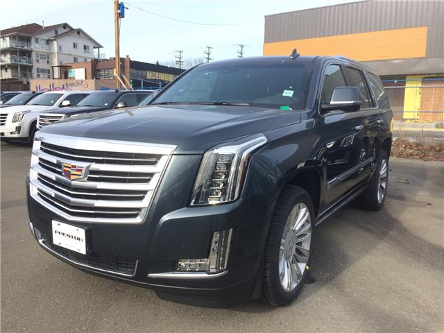 2019 Cadillac Escalade Platinum (Stk: 9006440) in Langley City - Image 1 of 6