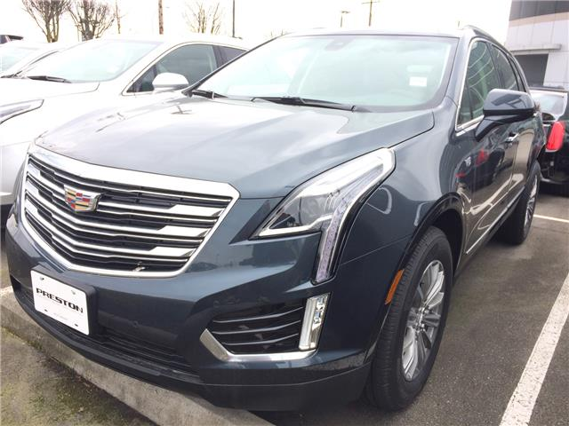 2019 Cadillac XT5 Luxury (Stk: 9006310) in Langley City - Image 1 of 6