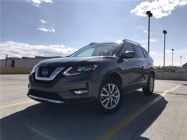 2018 Nissan Rogue SV (Stk: P0358) in Calgary - Image 1 of 24