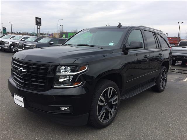 2019 Chevrolet Tahoe Premier (Stk: 9008090) in Langley City - Image 1 of 6
