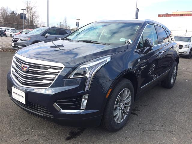 2019 Cadillac XT5 Luxury (Stk: 9008540) in Langley City - Image 1 of 6