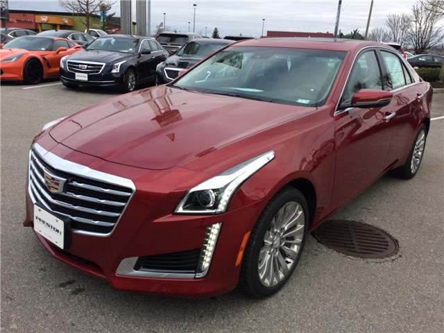 2019 Cadillac CTS 2.0L Turbo Luxury (Stk: 9008550) in Langley City - Image 1 of 6
