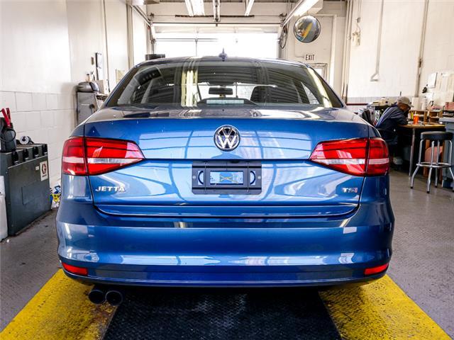 2015 Volkswagen Jetta 1.8 TSI Trendline+ (Stk: M839351) in Burnaby - Image 13 of 23