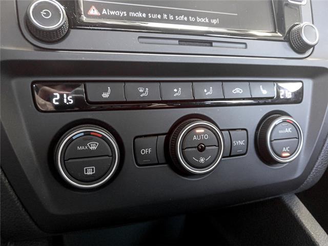 2015 Volkswagen Jetta 1.8 TSI Trendline+ (Stk: M839351) in Burnaby - Image 10 of 23