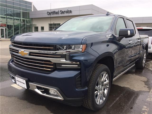 2019 Chevrolet Silverado 1500 High Country (Stk: 9008870) in Langley City - Image 1 of 6