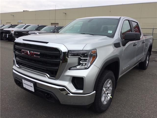 2019 GMC Sierra 1500 Base (Stk: 9009670) in Langley City - Image 1 of 6