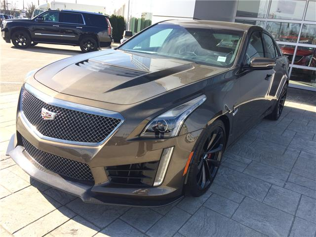 2019 Cadillac CTS-V Base (Stk: 9010570) in Langley City - Image 1 of 6