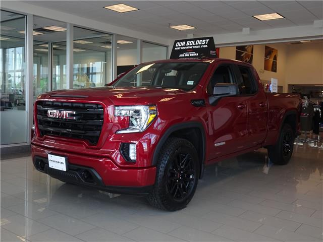 2019 GMC Sierra 1500 Elevation (Stk: 9010920) in Langley City - Image 1 of 6