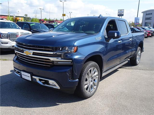 2019 Chevrolet Silverado 1500 High Country (Stk: 9010860) in Langley City - Image 1 of 6