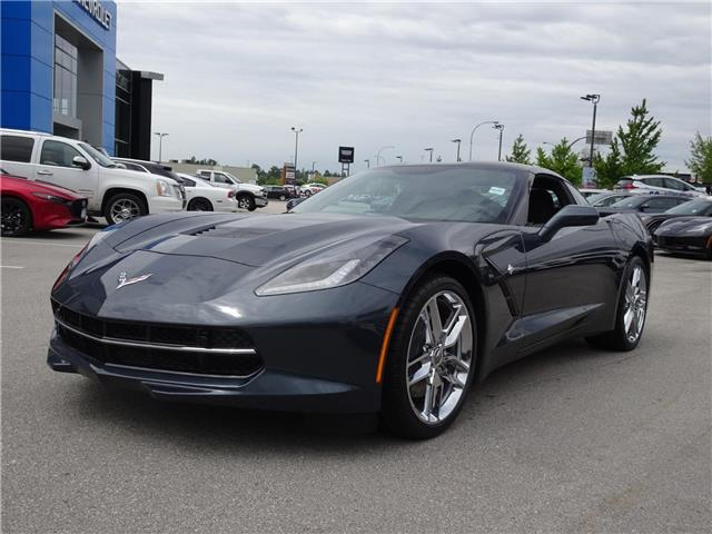 2019 Chevrolet Corvette Stingray Z51 (Stk: 9013320) in Langley City - Image 1 of 6