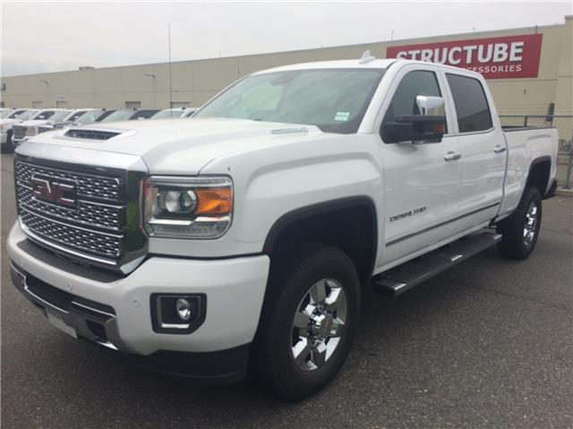 2019 GMC Sierra 3500HD Denali (Stk: 9013490) in Langley City - Image 1 of 6