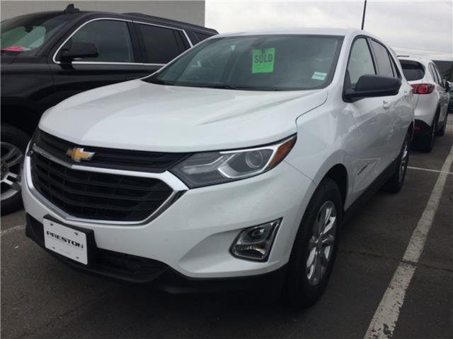 2019 Chevrolet Equinox LS (Stk: 9016370) in Langley City - Image 1 of 6
