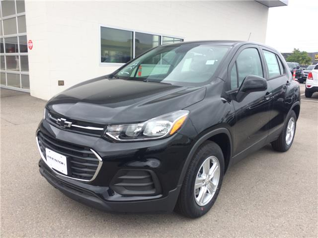 2019 Chevrolet Trax LS (Stk: 9010830) in Langley City - Image 1 of 6