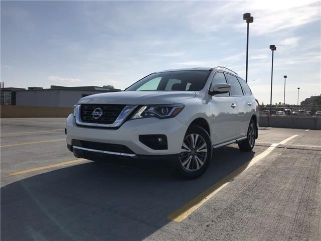 2019 Nissan Pathfinder SV Tech (Stk: P0355) in Calgary - Image 1 of 26