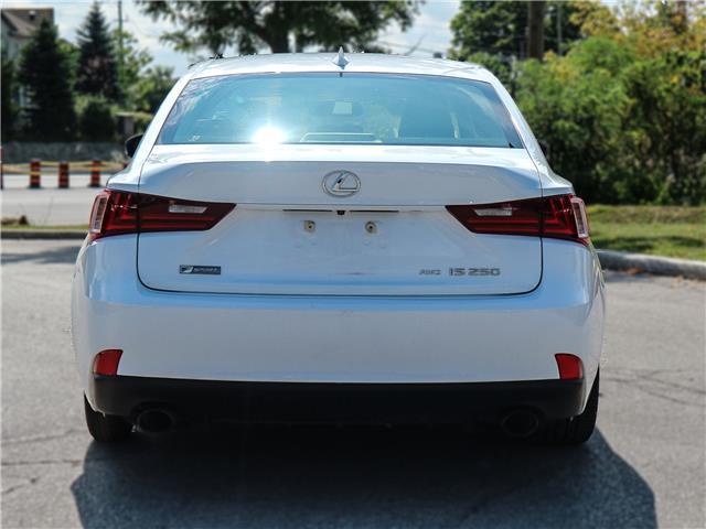 2015 Lexus IS 250 Base (Stk: 12341G) in Richmond Hill - Image 5 of 24