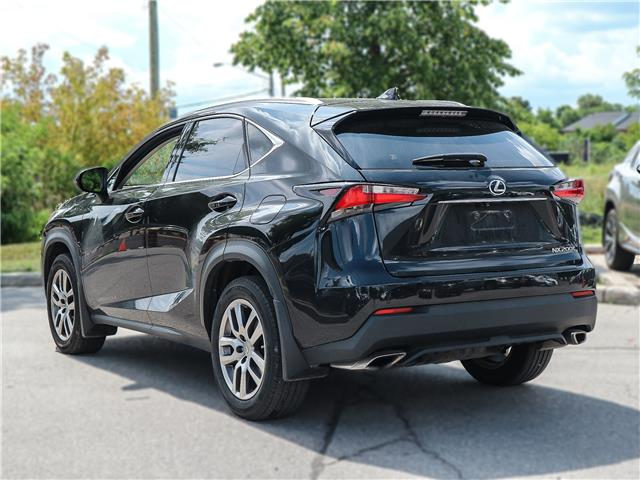 2016 Lexus NX 200t  (Stk: 12357G) in Richmond Hill - Image 6 of 25