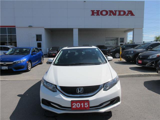 2015 Honda Civic EX (Stk: SS3568) in Ottawa - Image 2 of 17