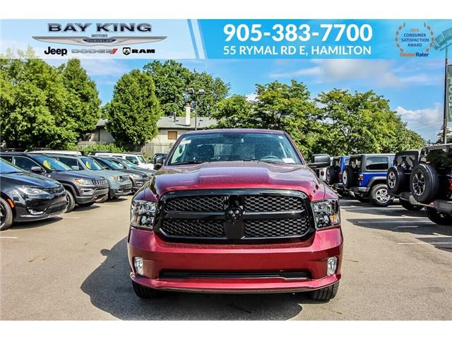 2019 RAM 1500 Classic ST (Stk: 197305) in Hamilton - Image 2 of 23