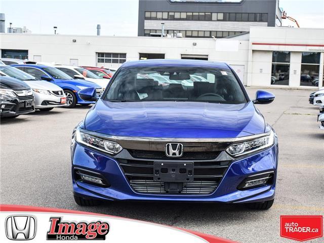 2019 Honda Accord Sport 1.5T (Stk: 9A150) in Hamilton - Image 2 of 22