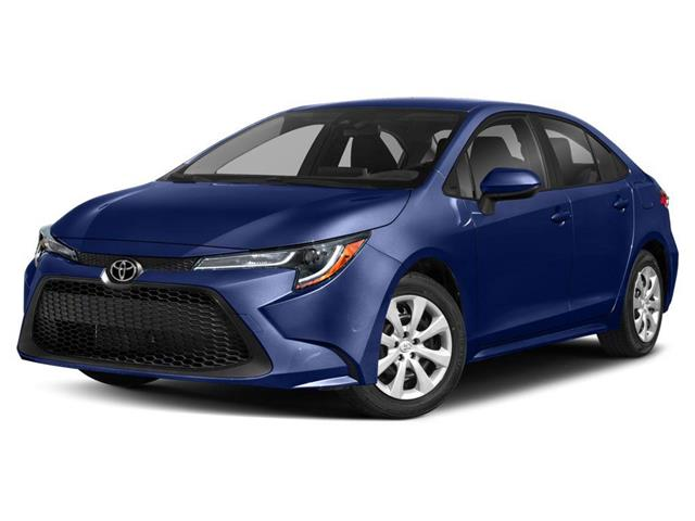 2020 Toyota Corolla LE (Stk: N19619) in Goderich - Image 1 of 9