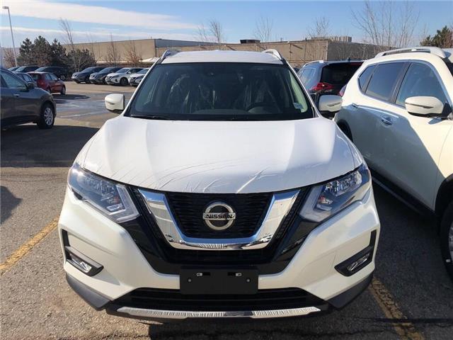 2019 Nissan Rogue SV (Stk: Y2573) in Burlington - Image 2 of 5