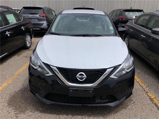 2019 Nissan Sentra 1.8 SV (Stk: Y6027) in Burlington - Image 2 of 5