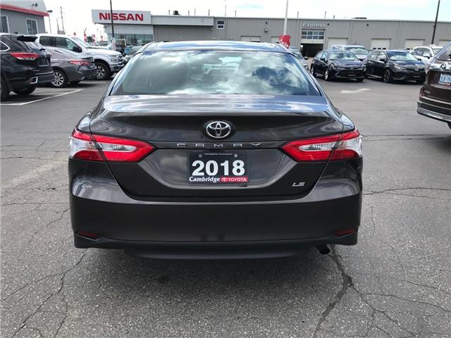 2018 Toyota Camry  (Stk: P0055590) in Cambridge - Image 6 of 15