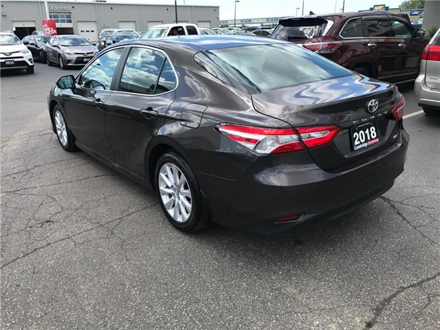 2018 Toyota Camry  (Stk: P0055590) in Cambridge - Image 7 of 15